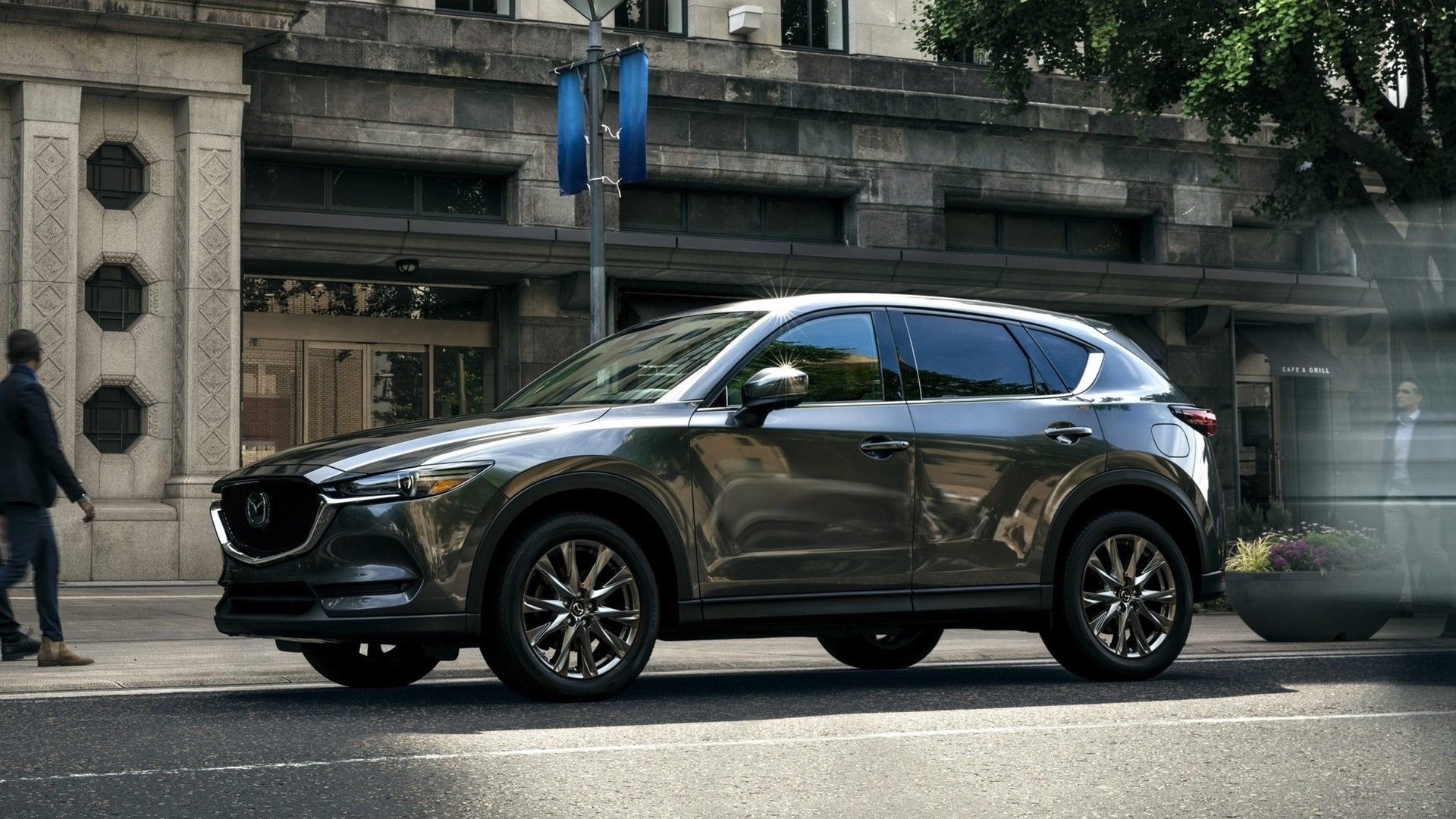 The 2019 Mazda CX-5 Has Innovative Safety and Mechanical Technologies