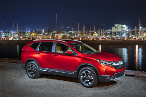 There are many things to love about the 2018 Honda CR-V