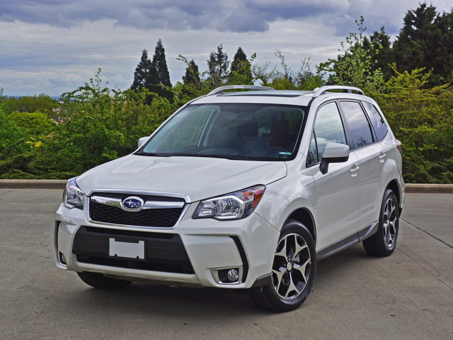 2016 Subaru Forester 2.0XT Touring Road Test Review