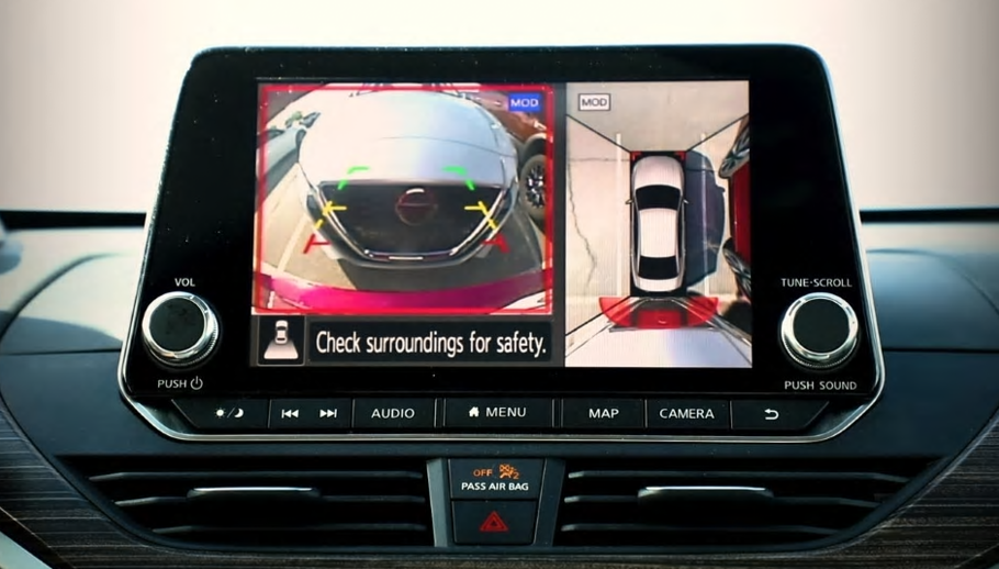 New Nissan Safety Shield 360 Advanced Technologies Make Driving Safer