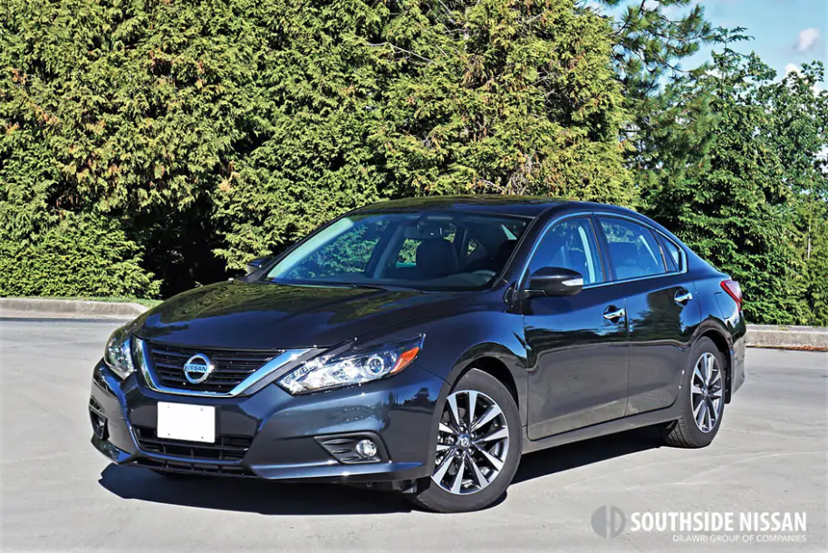 2017 NISSAN ALTIMA 2.5 SL ROAD TEST REVIEW