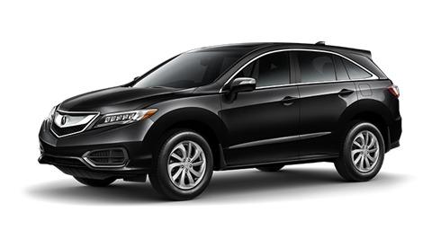 2017 Acura Rdx The Refined Luxury Compact Suv By Camco