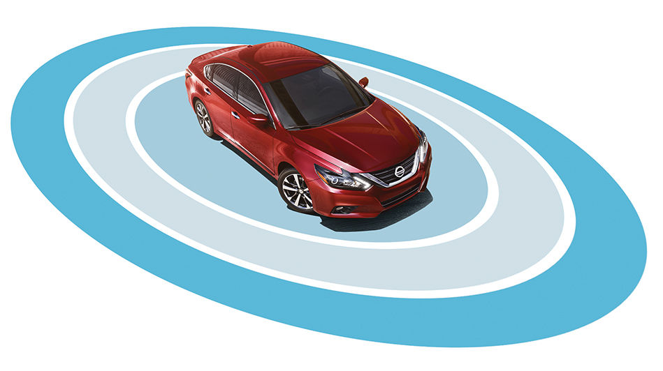 Everything you need to know about Nissan's Intelligent Safety Shield