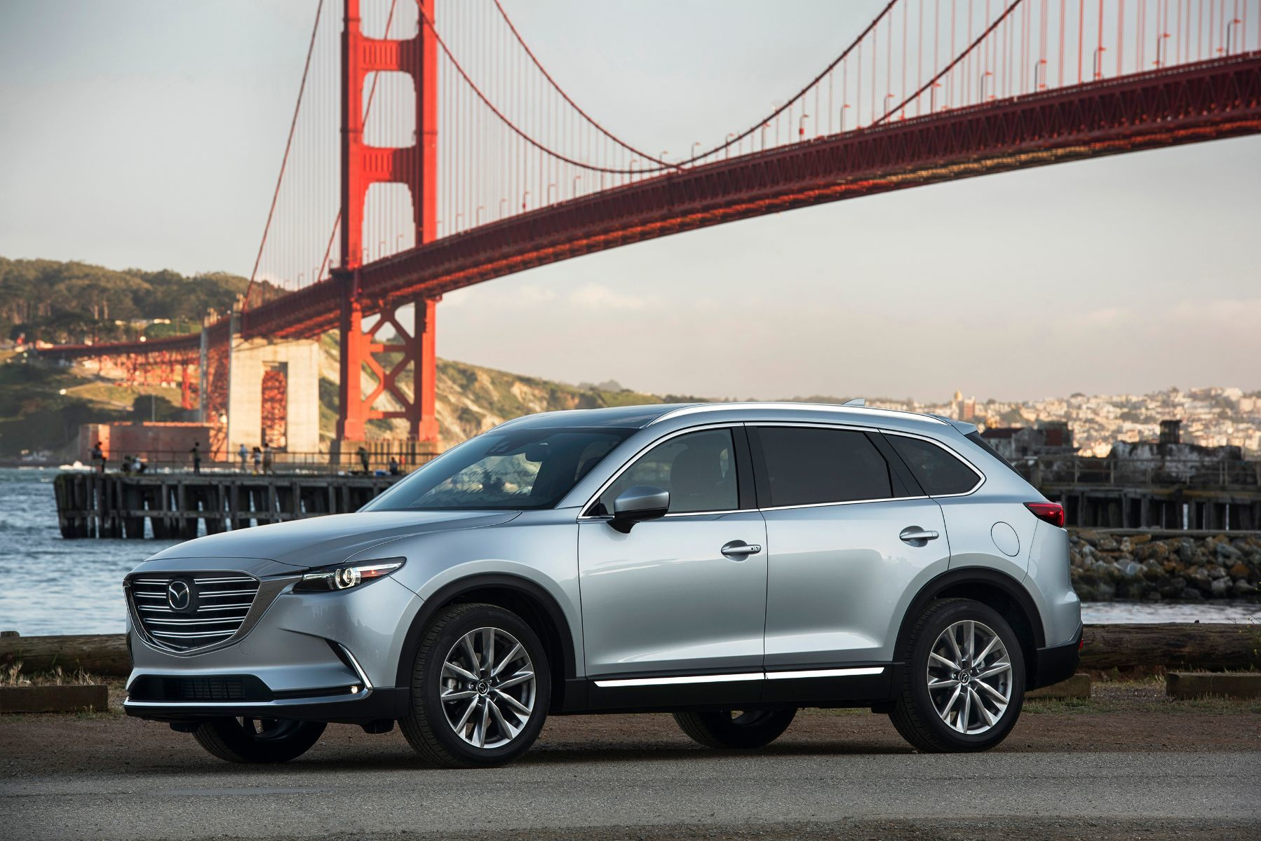 The 2019 Mazda CX-9 Gets Even Better