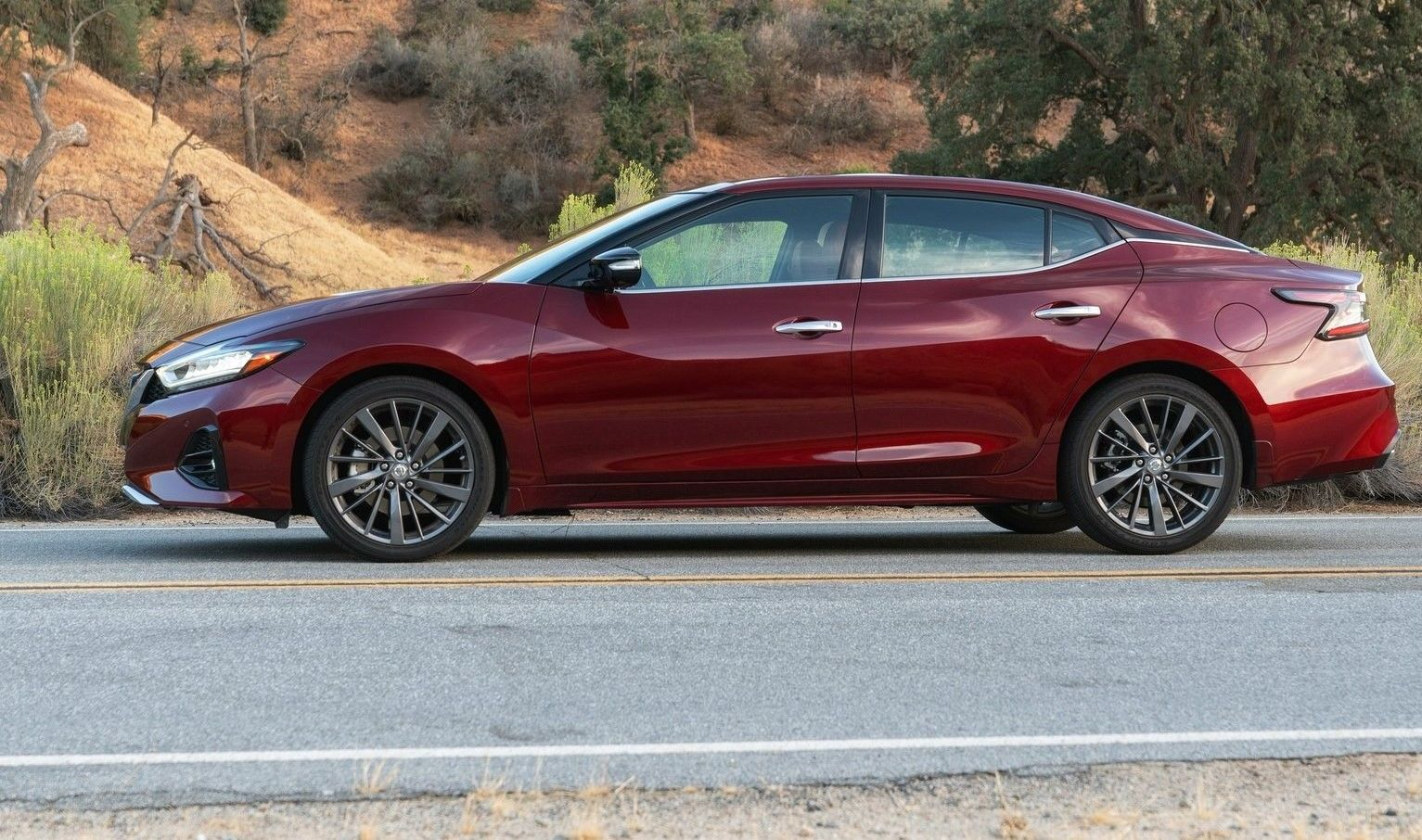 The New 2019 Nissan Maxima and Nissan Pathfinder Rock Creek