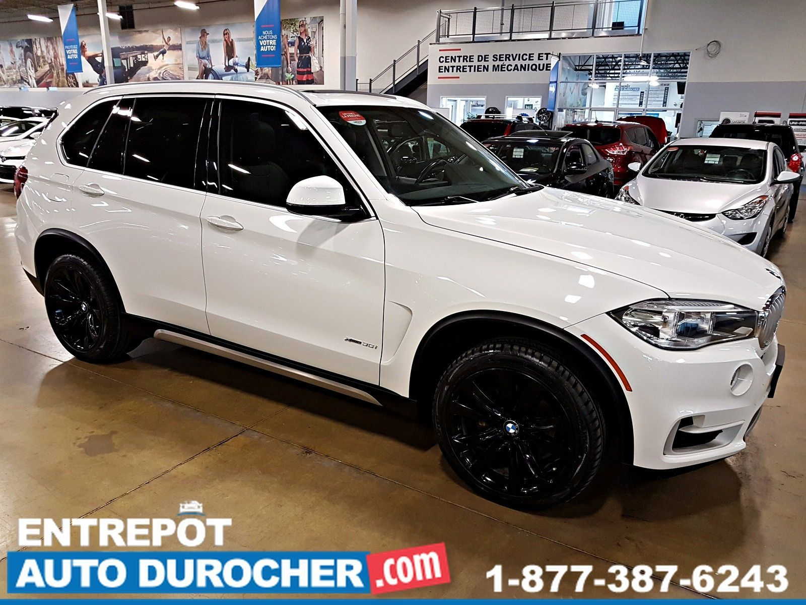 2015 BMW X5 XDrive35i Automatique - NAVIGATION - TOIT OUVRANT BACK UP CAMERA - BLUETOOTH - HEATED SEATS - POWER SEATS - MAGS