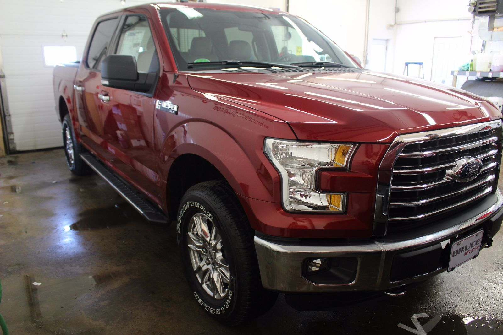 new 2016 ford f 150 xtr 5 0l 8 cyl automatic 4x4 supercrew in middleton f16462. Black Bedroom Furniture Sets. Home Design Ideas