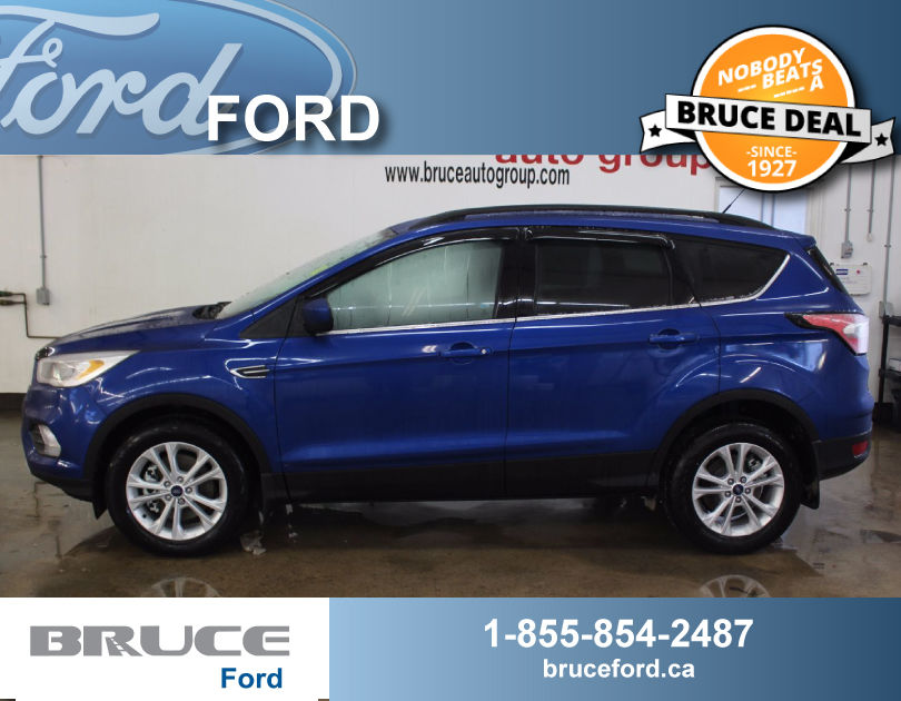 New 2017 ford escape se 2 0l 4 cyl ecoboost automatic 4wd in middleton f17136