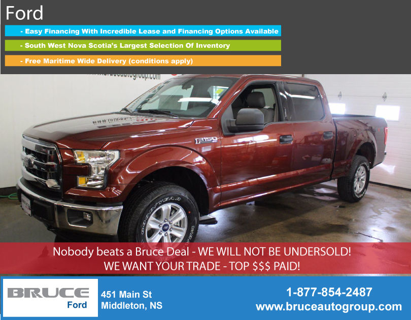 new 2016 ford f 150 xlt 5 0l 8 cyl automatic 4x4 supercrew in middleton 0. Black Bedroom Furniture Sets. Home Design Ideas