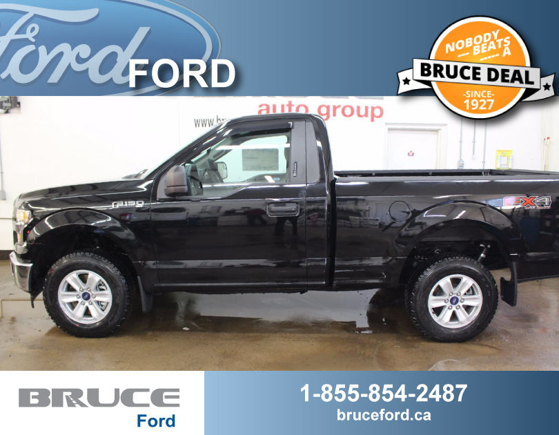 new 2017 ford f 150 fx4 5 0l 8 cyl automatic 4x4 regular cab in middleton 0. Black Bedroom Furniture Sets. Home Design Ideas