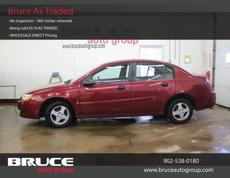 Used 2005 Saturn Ion 2 2l 4 Cyl Ecotec Automatic Fwd 4d