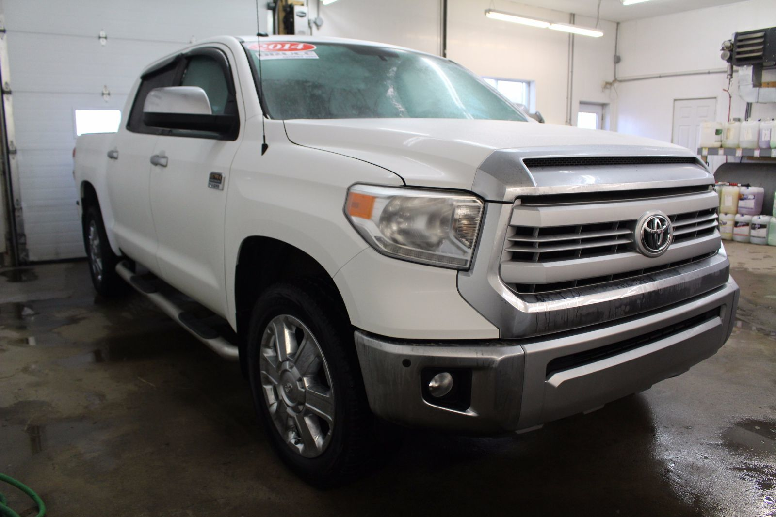 Used 2014 Toyota Tundra LIMITED 1794 EDITION 5 7L 8 CYL