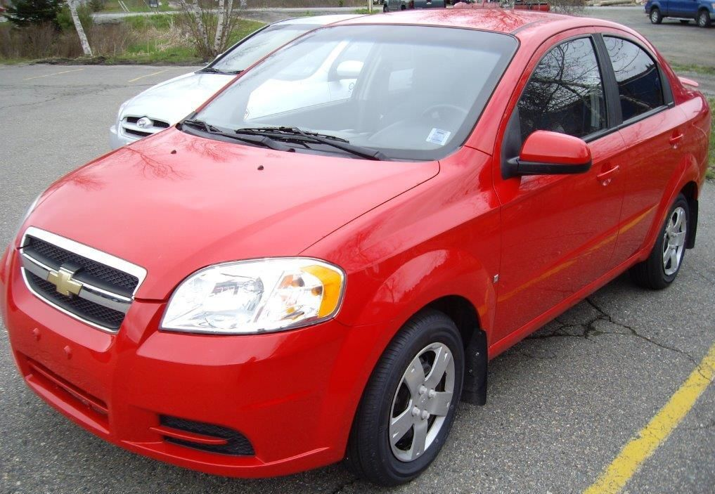 used 2009 chevrolet aveo aveo ls in new germany used. Black Bedroom Furniture Sets. Home Design Ideas