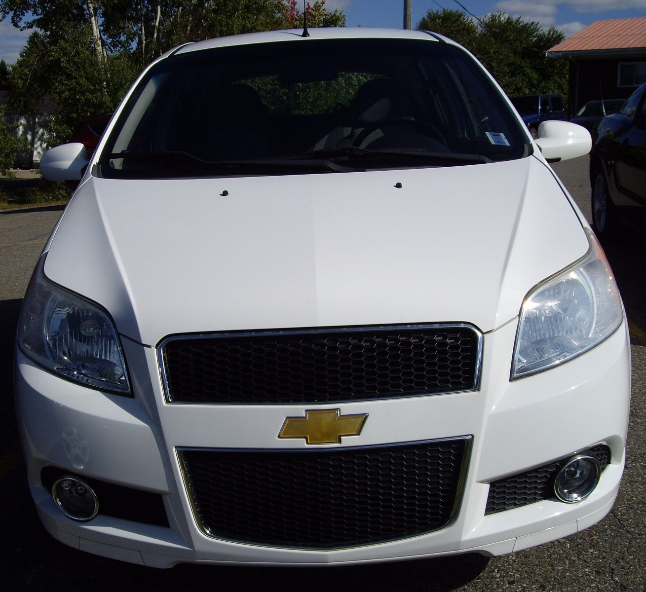 used 2009 chevrolet aveo in new germany used inventory. Black Bedroom Furniture Sets. Home Design Ideas