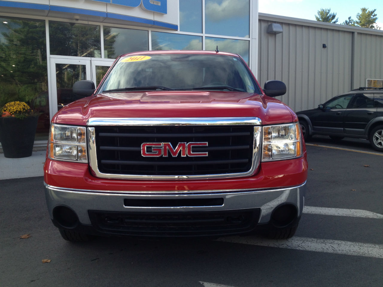 used 2011 gmc sierra 1500 sl nevada edition in new germany used inventory lake view auto in. Black Bedroom Furniture Sets. Home Design Ideas