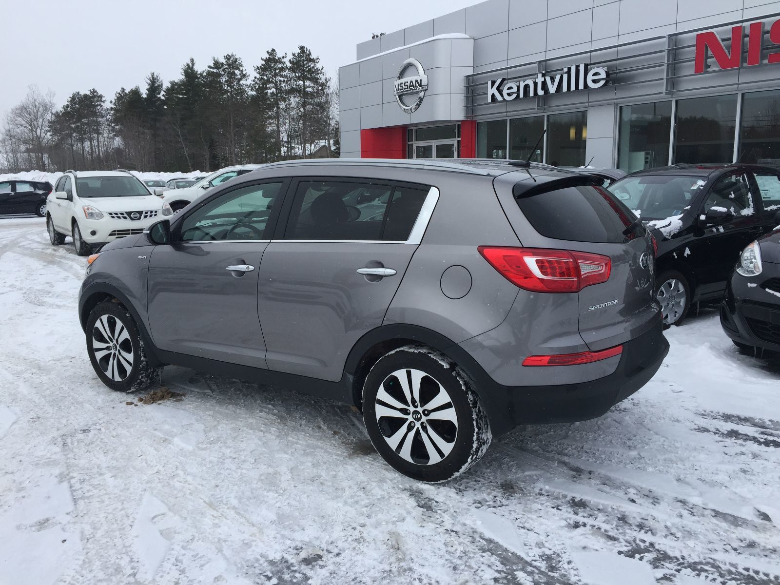 kia ex at in the vehicle awd kendall inventory new sport sportage nampa utility