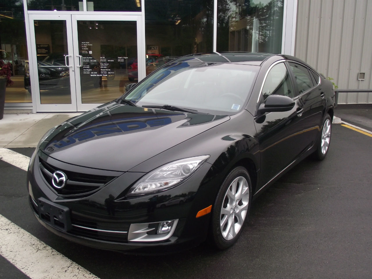 used 2009 mazda mazda6 gt in new germany used inventory lake view auto in new germany nova. Black Bedroom Furniture Sets. Home Design Ideas
