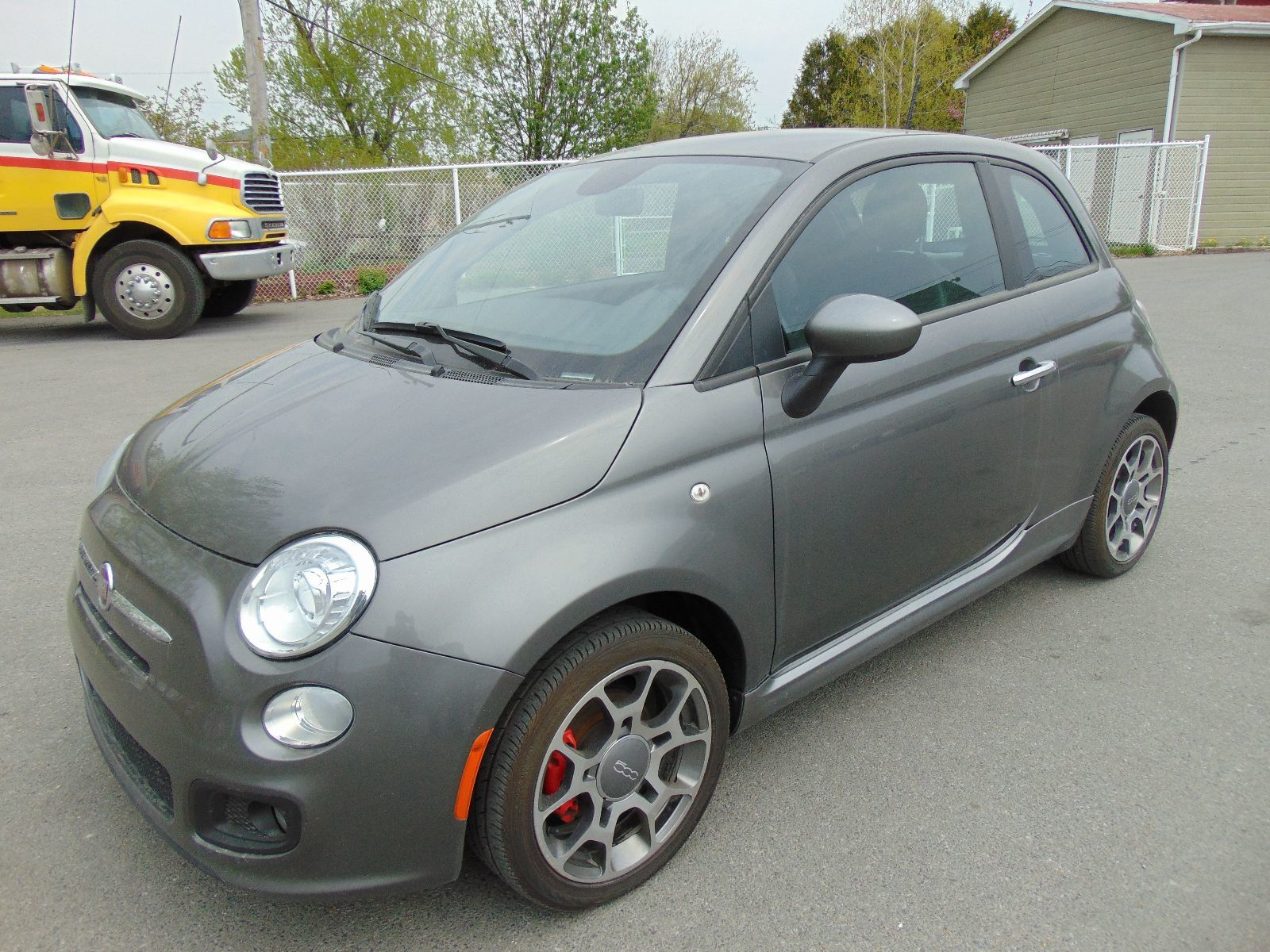 2013 Fiat 500 Sport For Sale Montreal 2013 Fiat 500