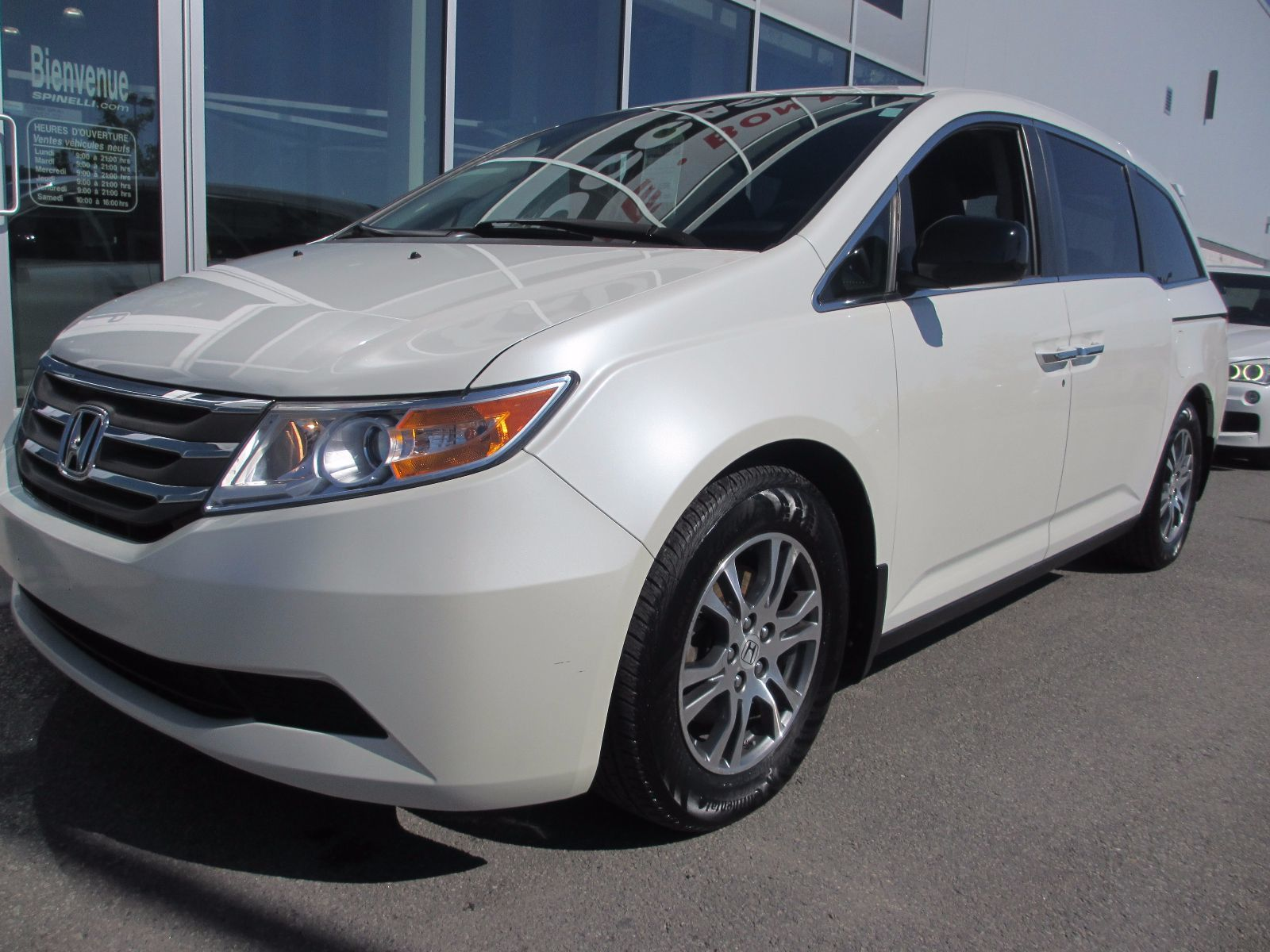 Used 2013 honda odyssey deal pending ex w res dvd for sale for Certified used honda odyssey