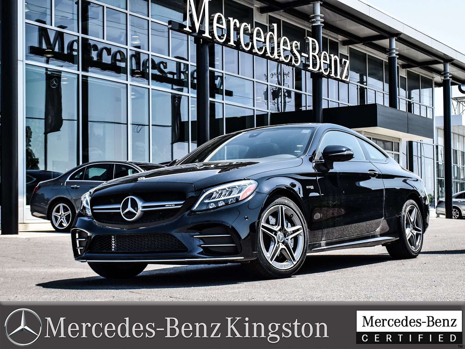 Mercedes Benz Kingston Pre Owned 2019 Mercedes Benz C43 Amg For Sale 59788 0
