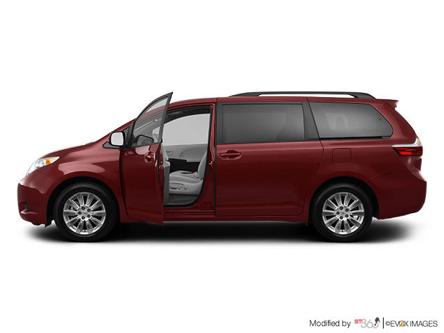 New 2015 Toyota Sienna Le Awd 7 Pass For Sale In Pincourt Ile Perrot