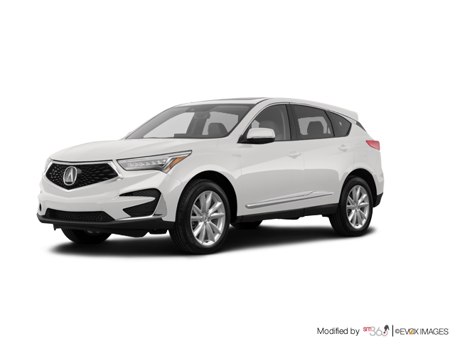 New 2019 Acura Rdx Rdx Sh Awd Tech Pack For Sale In Ontario