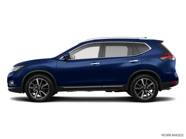 2019 Nissan Rogue SL PLATINUM - from $$38,750 | Nissan of ...
