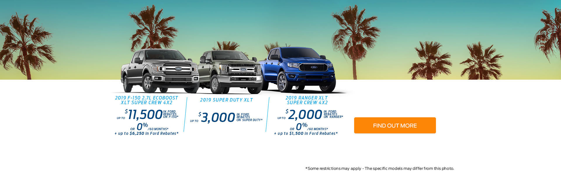 Monthly Sales Event