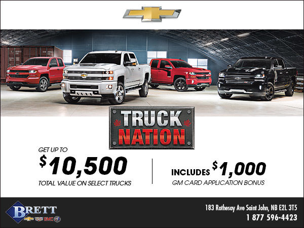 Truck Nation Event