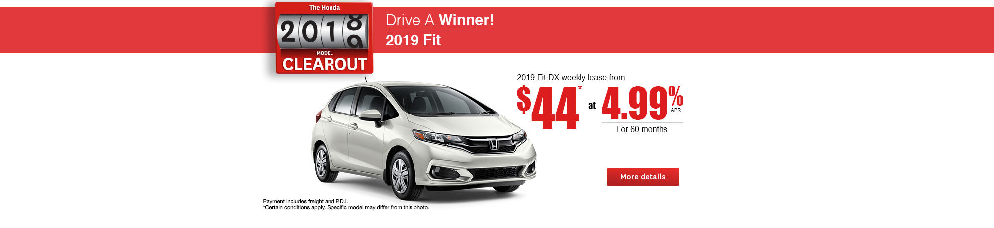 Lease the 2018 Honda Accord Fit!