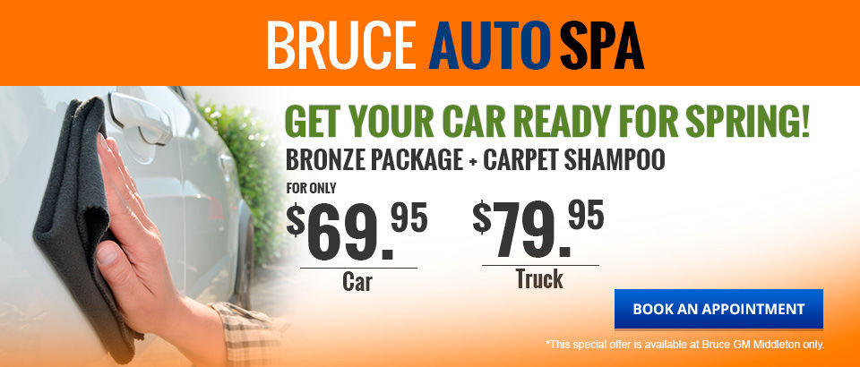 Get your car ready for spring