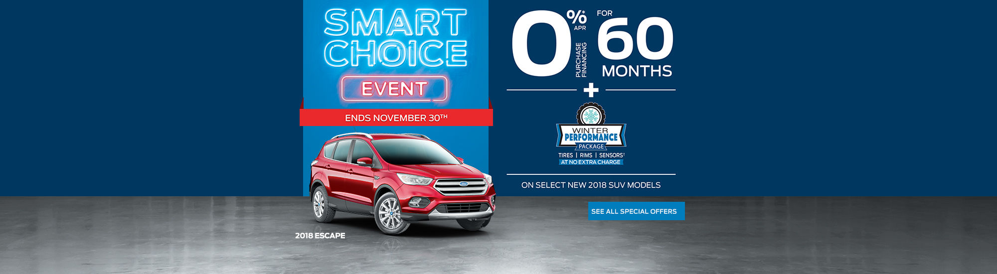 Ford-Smart choice event