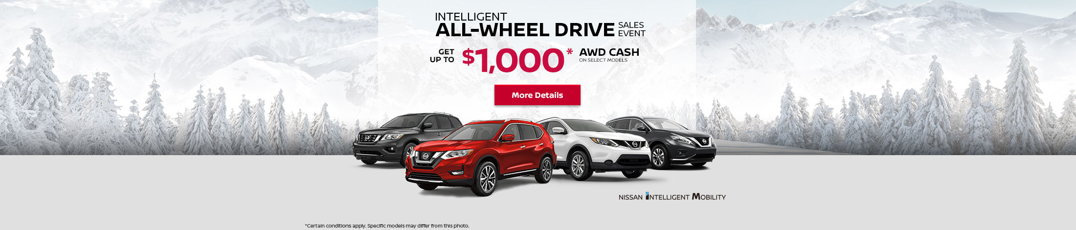 Monthly Nissan Sales Event (Betty-NS)