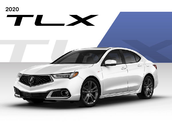 Special Offers | Lease the 2020 TLX A-SPEC