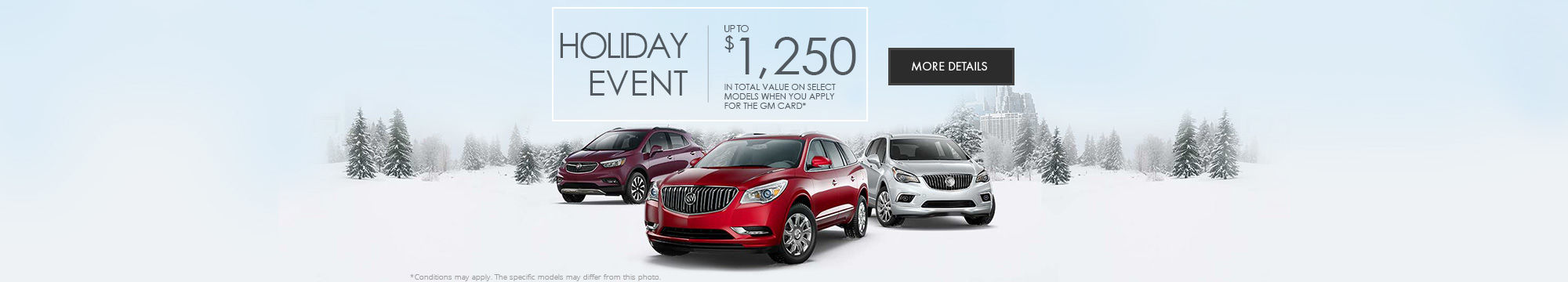 Buick Holiday Event