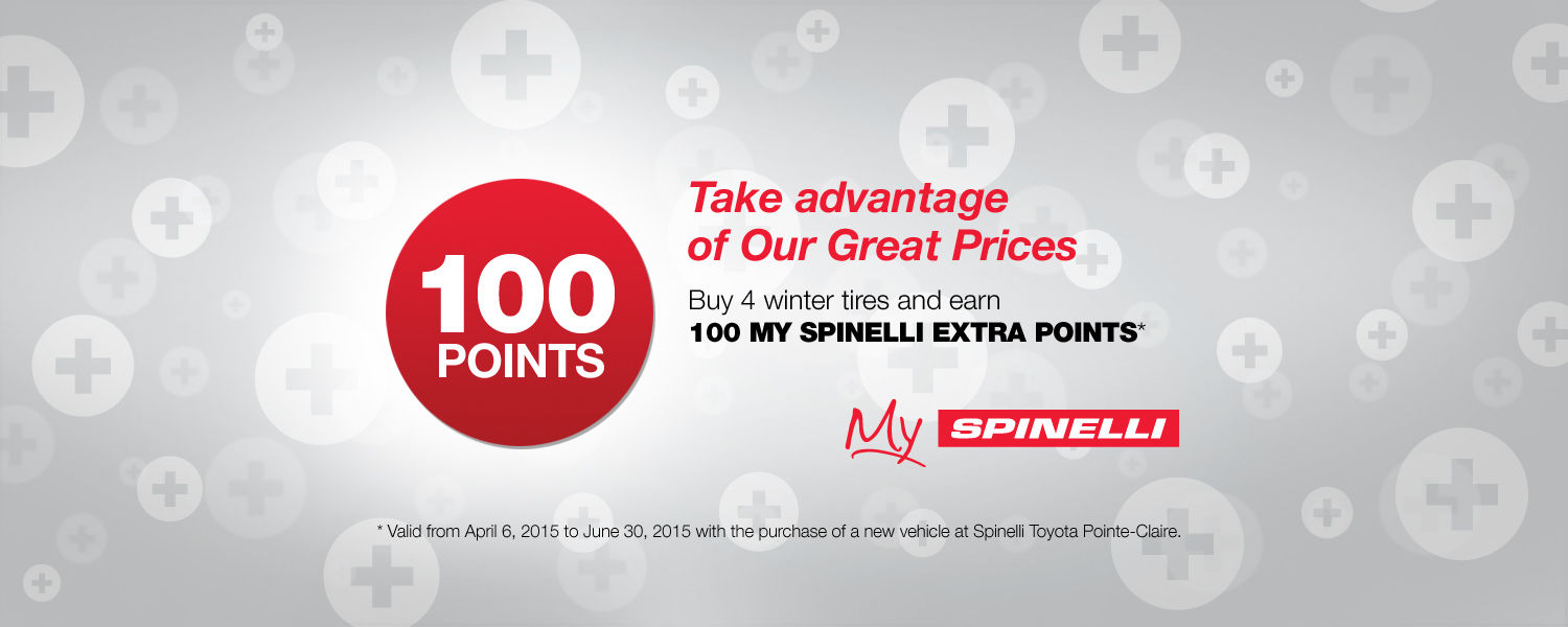 My Spinelli - Winter Tire Promo