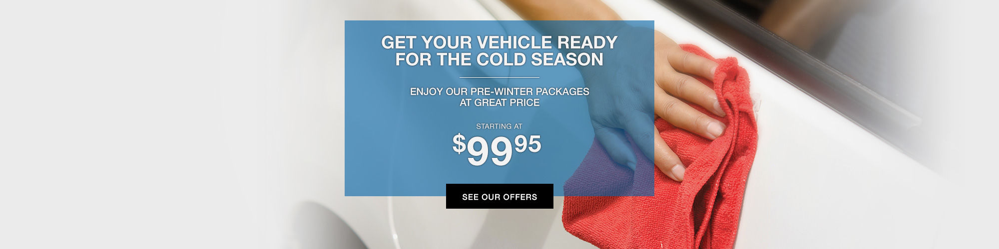 Pre-winter protection package