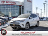 2017 Toyota RAV4 PLATINUM: FORWARD COLLISION, BLIND SPOT WARNING Look at the LOW Price on this one.