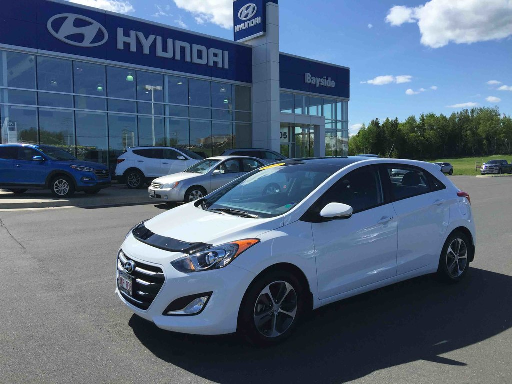 used 2016 hyundai elantra gt gls to sale for 25 in bathurst used inventory bayside hyundai. Black Bedroom Furniture Sets. Home Design Ideas
