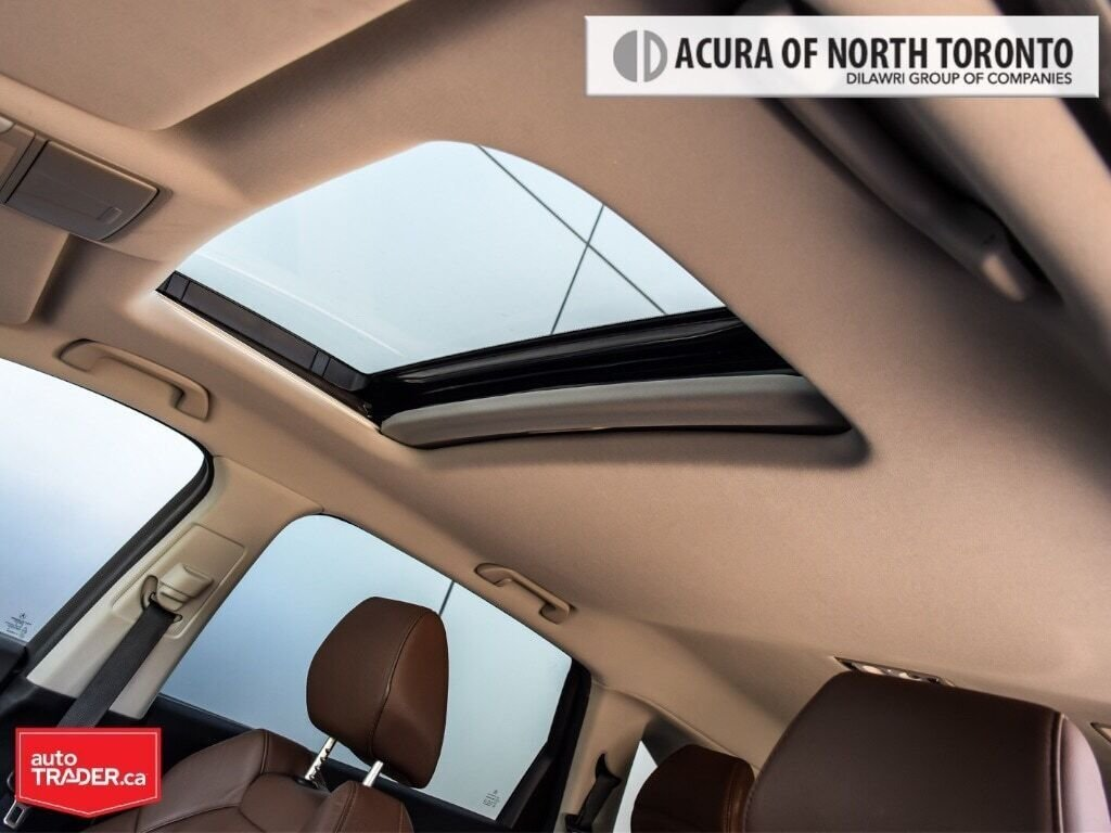 2017 Acura MDX Navi in Thornhill, Ontario - 10 - w1024h768px