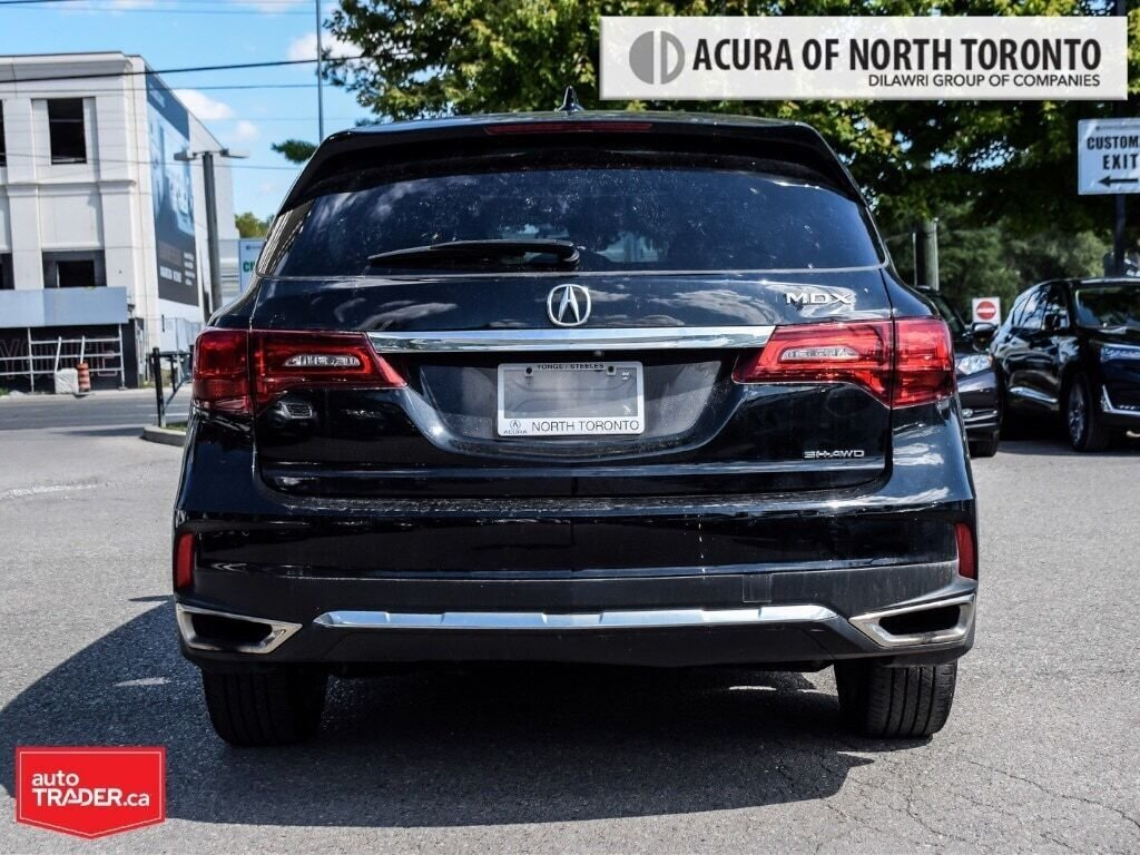 2017 Acura MDX Navi in Thornhill, Ontario - 4 - w1024h768px