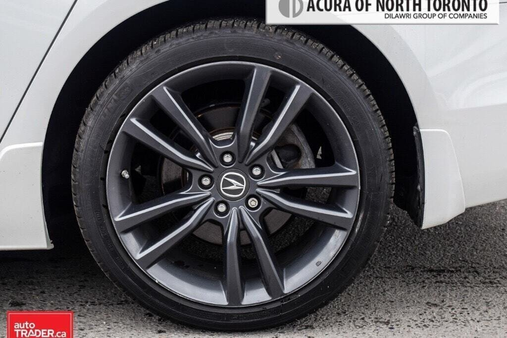 2019 Acura TLX 3.5L SH-AWD w/Tech Pkg A-Spec Red in Thornhill, Ontario - 6 - w1024h768px