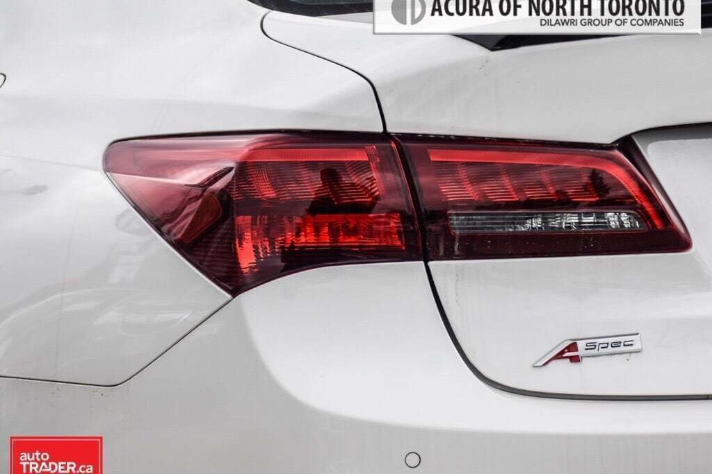 2019 Acura TLX 3.5L SH-AWD w/Tech Pkg A-Spec Red in Thornhill, Ontario - 5 - w1024h768px