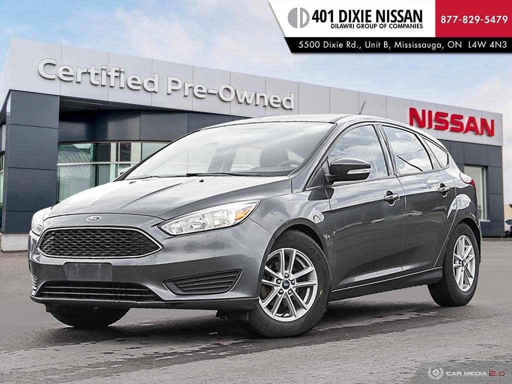 2015 Ford Focus Hatchback SE in Mississauga, Ontario - 1 - w1024h768px