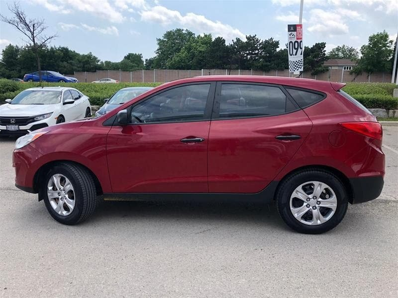 2013 Hyundai Tucson GL FWD at in Mississauga, Ontario - 24 - w1024h768px