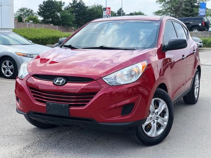 2013 Hyundai Tucson GL FWD at in Mississauga, Ontario - 17 - w1024h768px