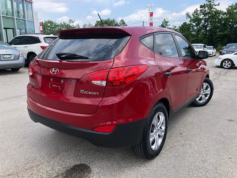 2013 Hyundai Tucson GL FWD at in Mississauga, Ontario - 5 - w1024h768px