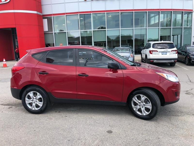 2013 Hyundai Tucson GL FWD at in Mississauga, Ontario - 4 - w1024h768px