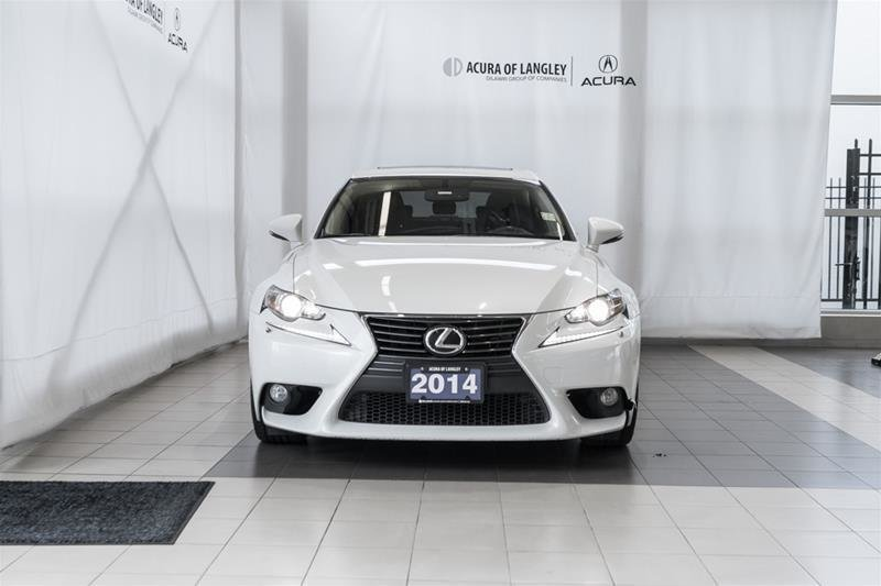 2014 Lexus IS250 AWD 6A in Langley, British Columbia - 19 - w1024h768px