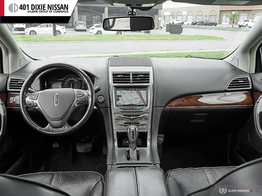 2011 Lincoln MKX 4D Utility AWD in Mississauga, Ontario - 25 - w1024h768px